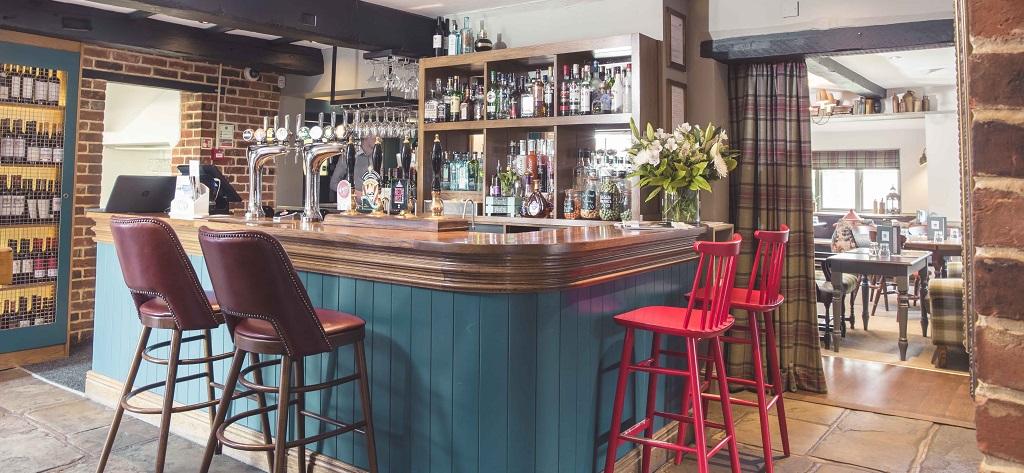The Queens Head Bar