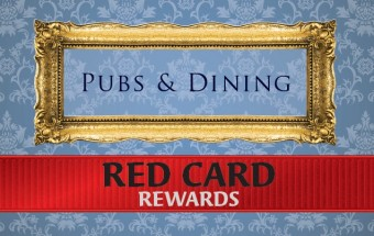 Red Card Rewards At The Queen's Head, we reward loyalty and dedication shown by both our staff and customers. Sign up to our Red Card rewards scheme today to .