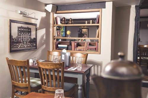 Queens Head Dining Room