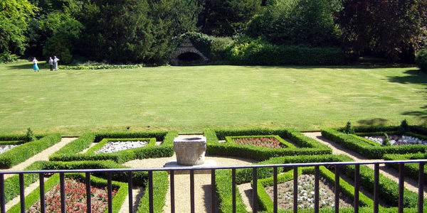 Clandon Park's Gardens