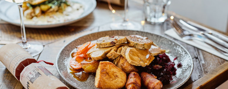 Top tips for hosting the perfect Christmas dinner