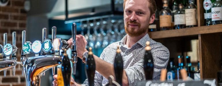 The man behind the bar: Meet Miloš
