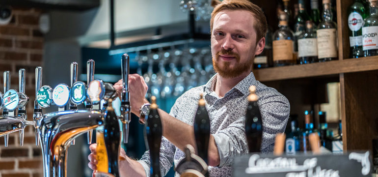 The man behind the bar: Meet Miloš