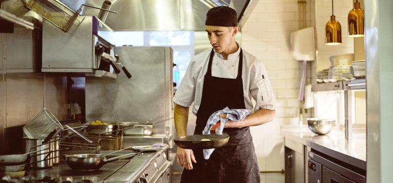 Chef apprenticeships at Red Mist Leisure