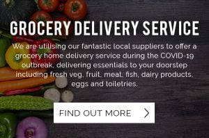 Grocery Delivery Service in Surrey & Hampshire